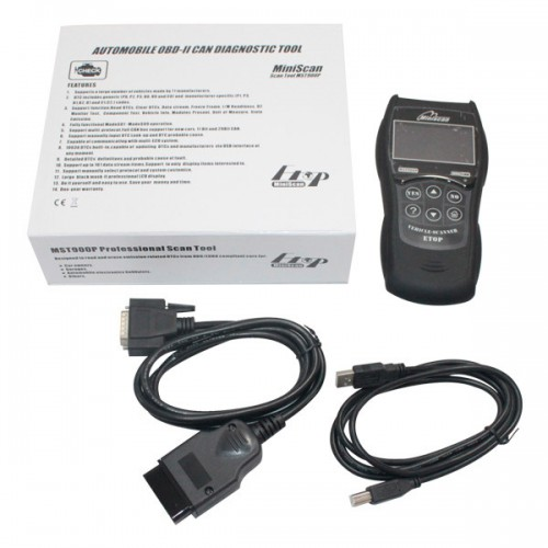 MINISCAN MST900P Professional Scan Tool