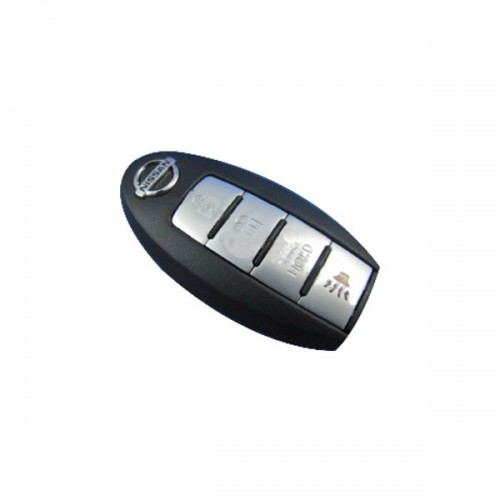 Tiida 4 Butoon smart key shell For Nissan