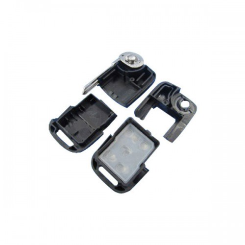 4 Button Remote Key Shell For Buick