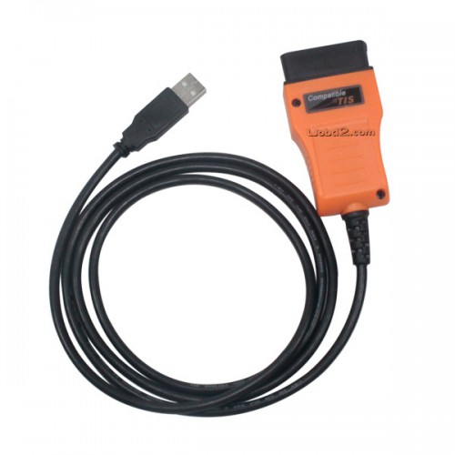 Xhorse TIS CABLE Diagnostic Cable V10.30.029 For TOYOTA