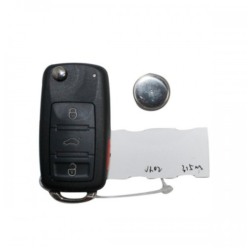 315MHZ 3 Button Remote Key VW Touareg
