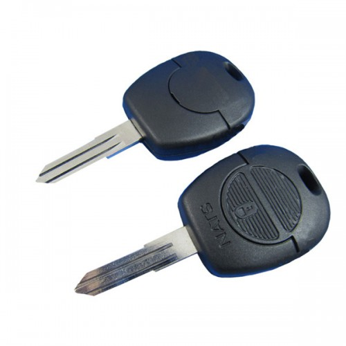Remote key shell 2 button For Nissan 5pcs/lot