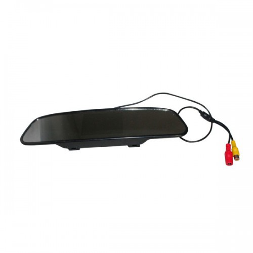 "REARVIEW MIRROR WITH 3.5"" TFT AND CAMERA"
