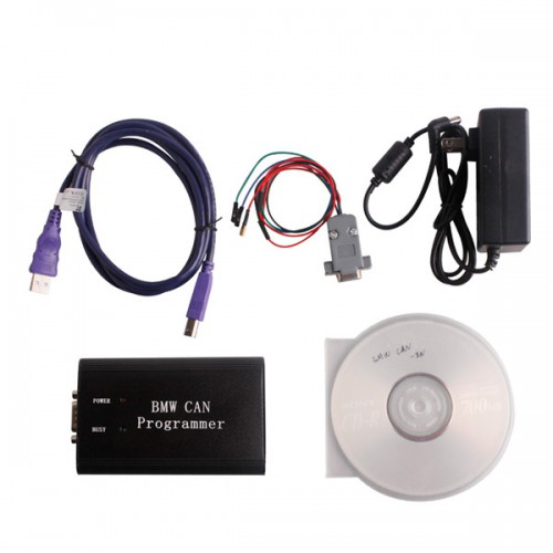 BMW CAN Programmer 2010 Version Support CAS3+