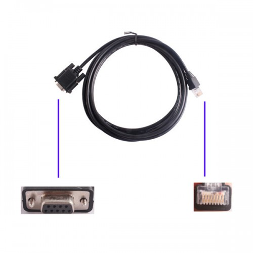 RS232 to lan cable for HDS