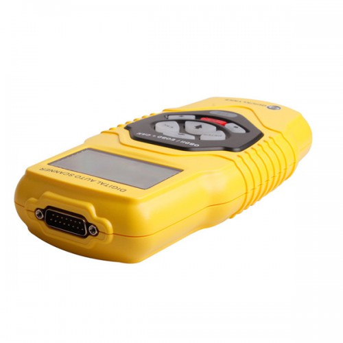 Highend Diagnostic Scan Tool OBDII auto scanner T79(yellow, multilingual, updatable)