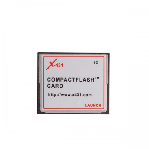 Launch X431 CF Memory Card SD Card 1G