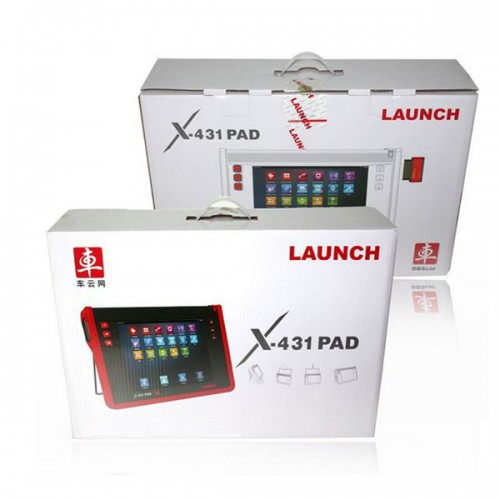 Multi-language Launch X431 Pad Auto Scanner Suppor WIFI