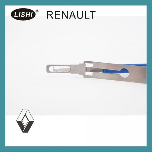 RENAULT (Fr) Lock Pick Of LISHI