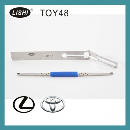 TOYOTA TOY48 Lock Pick Of LISHI