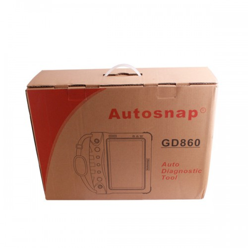 Autosnap GD860 Full Set Auto Scan Tool Update Online