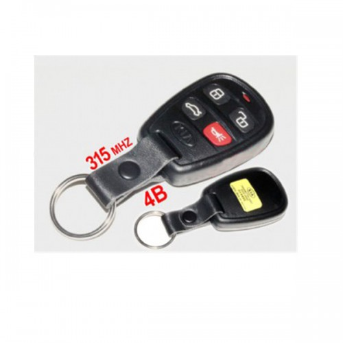 Optima remote 4 button 315MHZ For Kia