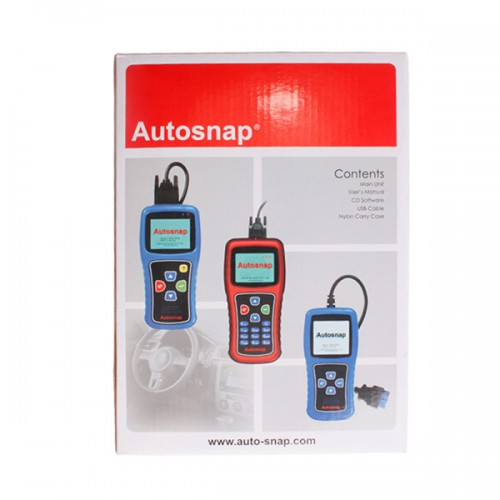 Autosnap ORT605 Oil Reset Tool Free Shipping