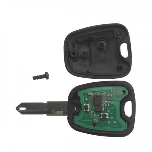 Remote key 2 button 433MHZ For Citroen C2
