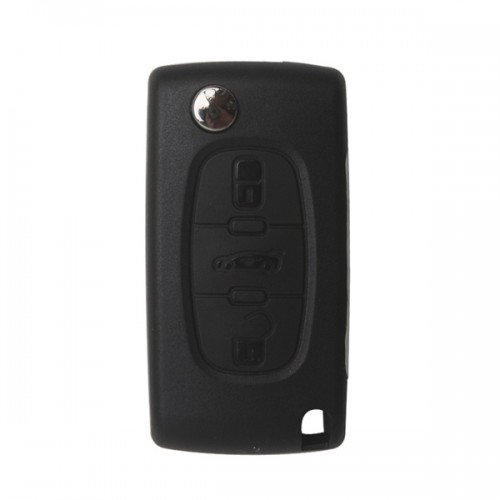 3 Button 433MHZ Remote Key Peugeot