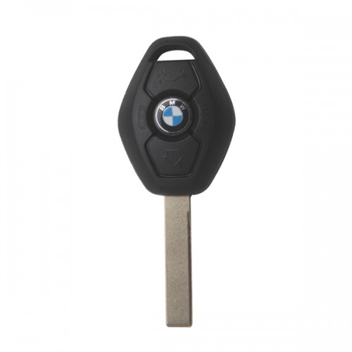 Key Shell 3 Button 2 Track For BMW 10 pcs/lot