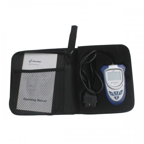 V-Checker Professional OBD2 Scanner With Canbus Free shipping