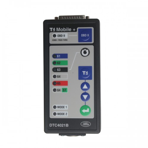 T4 Mobile System Plus Diagnostique Pour Land Rover