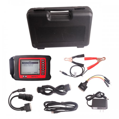 MOTO-1 Motorcycle Electronic Diagnostic TOOL Update Online