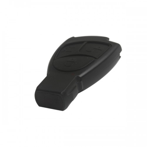 Car key shell 3-button without the plastic board For Benz smart 5pcs