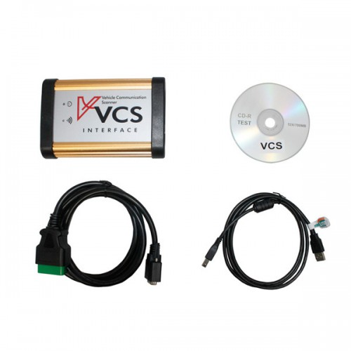 VCS Vehicle Communication Scanner Interface