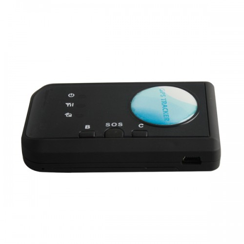 GPS Tracker Real-Time Car Fleet Vehicle Personal Tracking Device