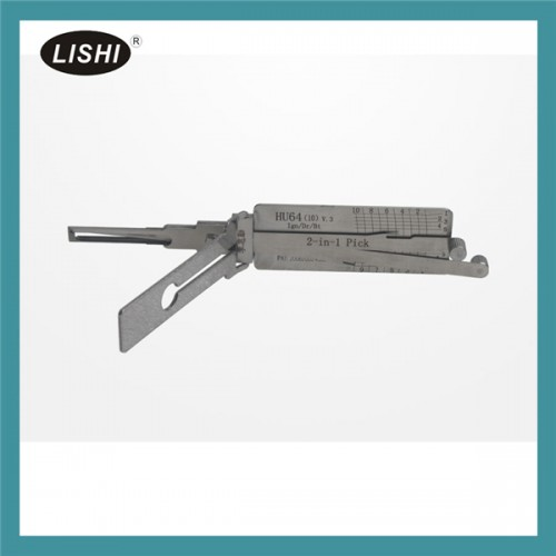 LISHI Mercedes HU64 2-in-1 Auto Pick and Decoder