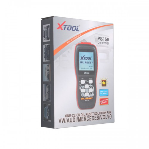 PS150 OIL RESET TOOL Xtool