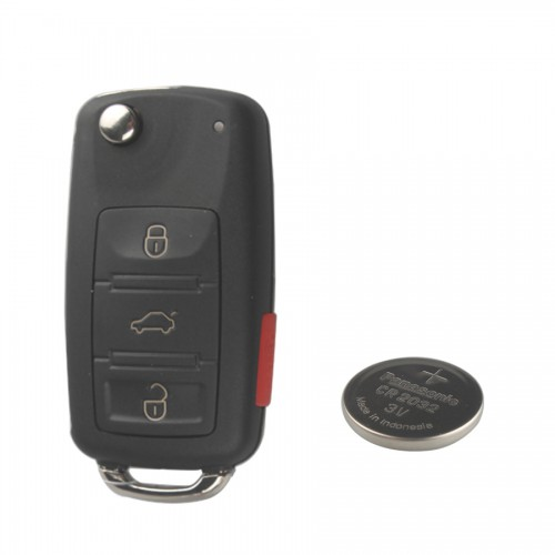 433MHZ 3 Button Remote Key VW Touareg