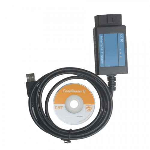 OBD2 Code Scanner For Fiat