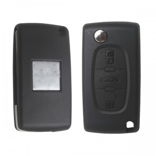 3 Button 433MHZ Remote Key For Citroen