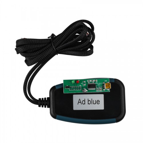 Low Cost ad-blueobd2 Emulator 7-In-1 With Programming Adapter with Disable Adblue System