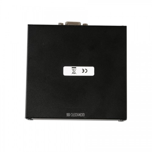 Newest XPROG-M V5.5.5 X-PROG M BOX V5.55 ECU Programmer Get Free T420 Laptop USB Dongle Especially for BMW CAS4 Decryption
