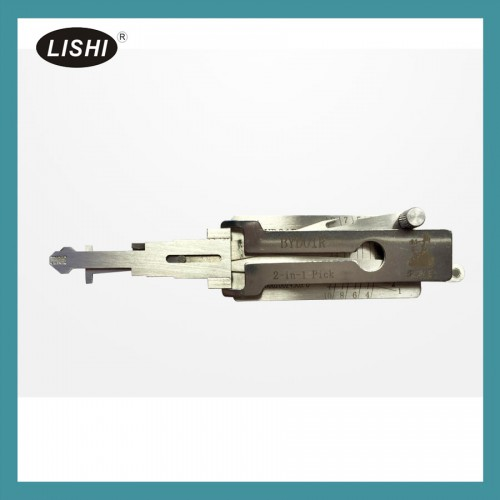 LISHI BYDO1R 2 in 1 Auto Pick and Decoder( right ) for BYD