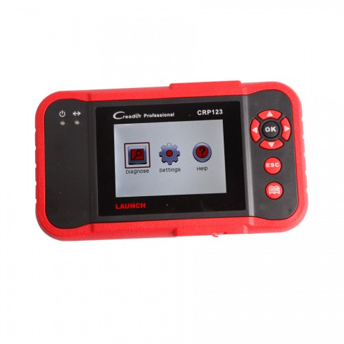 Launch CRP123 CReader 123 New generation of core diagnostic product launch  Professional