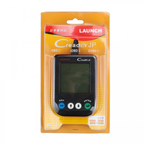 Launch X431 CREADER JP Car Universal Code Scanner Support JOBD Protocol
