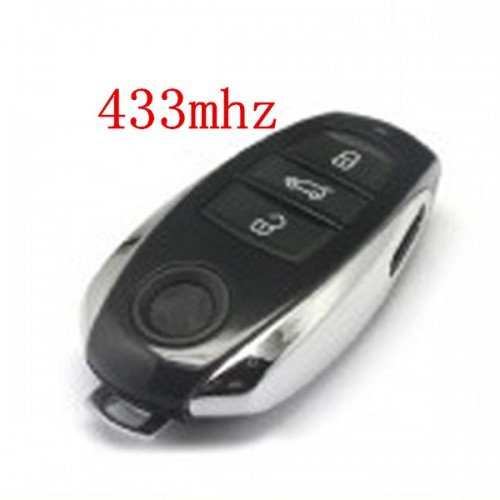 Volkswagen Touareg Remote Key 3Buttons 315MHZ/433MHZ(OEM)