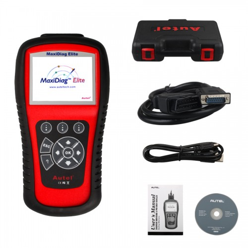 Autel Maxidiag Elite MD703 for 4 system +DS model update internet