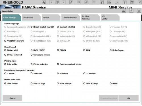 Cheap 2015.10 BMW ICOM Software HDD Windows 7 ISTA-D 3.51.30 ISTA-P 3.56.5.002 with Engineers Programming