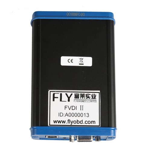 Fly FVDI 2 Commander Pour Volvo 4.3