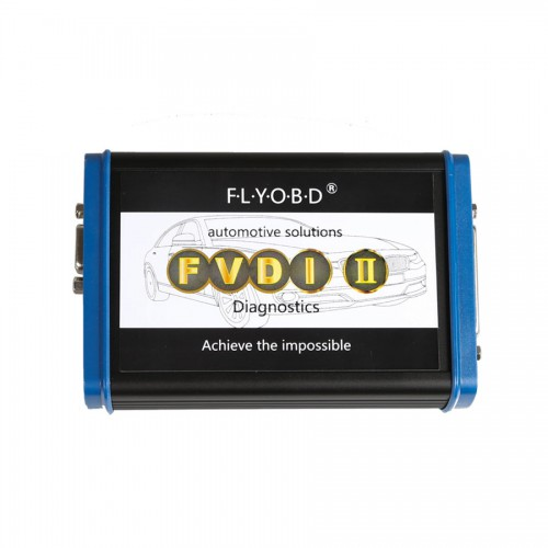 Fly FVDI 2 Commander for Bike, Snowmobiles and Water Scooters V2.1