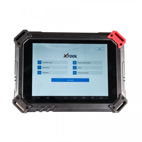 XTOOL EZ500 HD Heavy Duty Full System Diagnosis with Special Function(Same function as PS80HD)