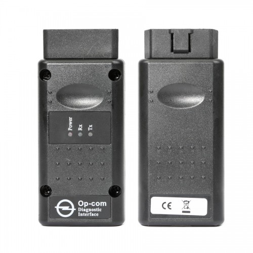 Opcom OP-Com 2010/2014 V Can OBD2 for OPEL Firmware V1.65 with dual layer PCB