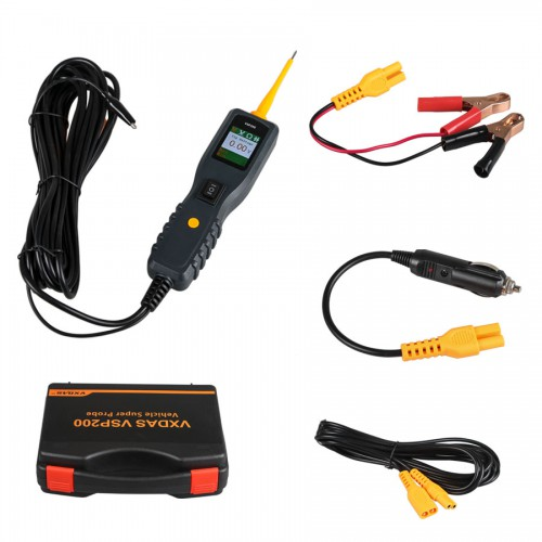 VXDAS VSP200 Power Scan Tool Electrical System Circuit Tester