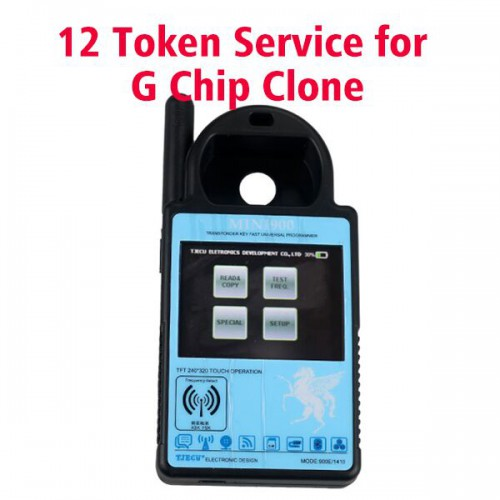 12 G Chip Token Service Pour ND900 Mini/CN900 MIN