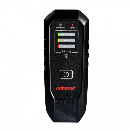 OBDSTAR RT100 Remote Key Frequency/Infrared(MHz) Tester