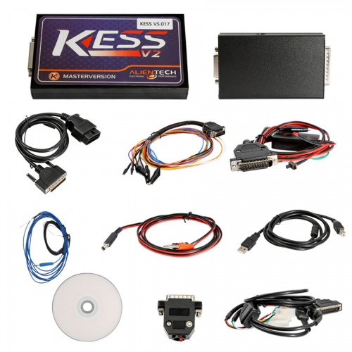Kess V2 V2.47 Version En Ligne Firmware V5.017 Supporte 140 Protocoles Illimité Token