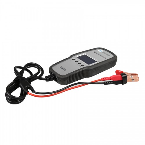 806 Battery Tester 12V Automotive Battery Analyzer with Printer