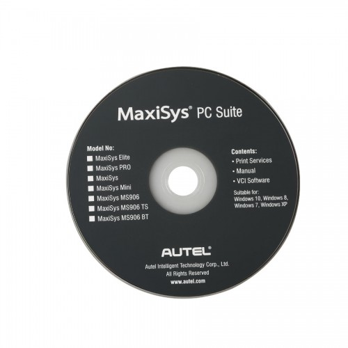 Autel MaxiFlash Elite ECU Programming Tool Works with Maxisys 908/908P