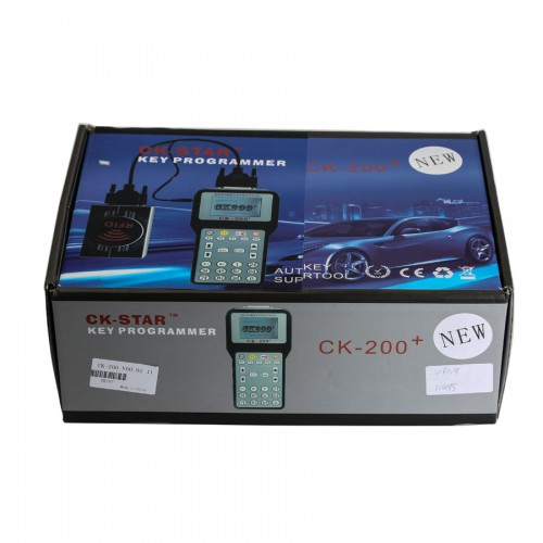 V40.09 CK-200 CK200+ Auto Key Programmer Newest Generation Updated Version of CK-100